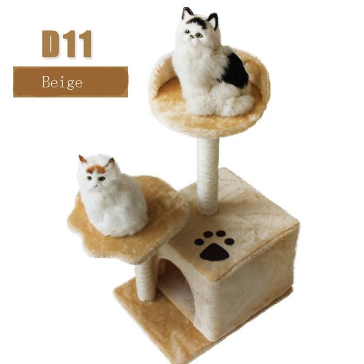 Cheap Luxury Plush Cat Toys Wholesale Cat Trees Cheap Pet Cages,Carriers & Houses