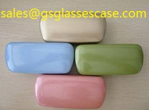 New design hard glasses case eyeglasses box spectacle case optical glasses case