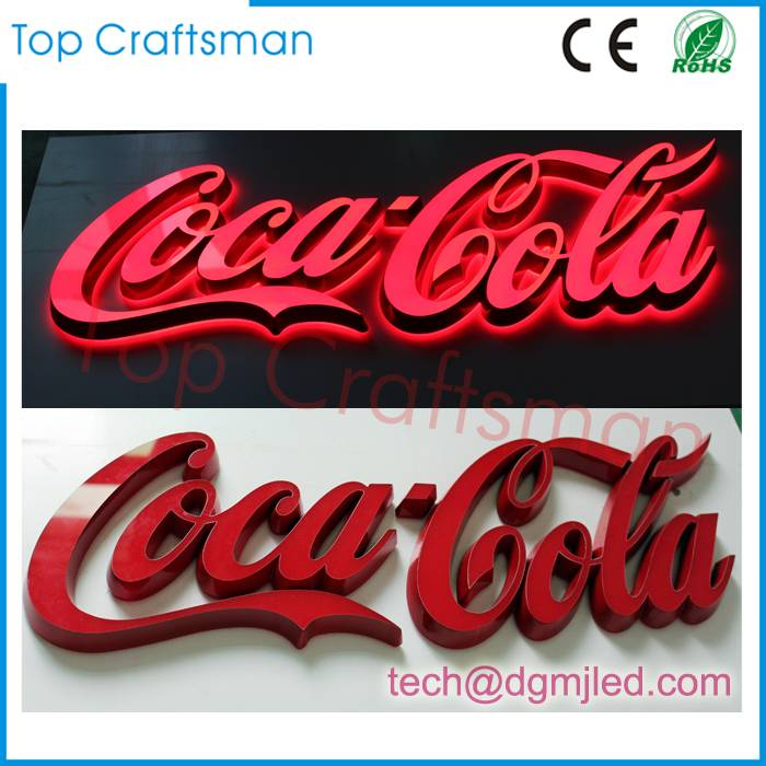 Brightness Customized engraving acrylic letter sign