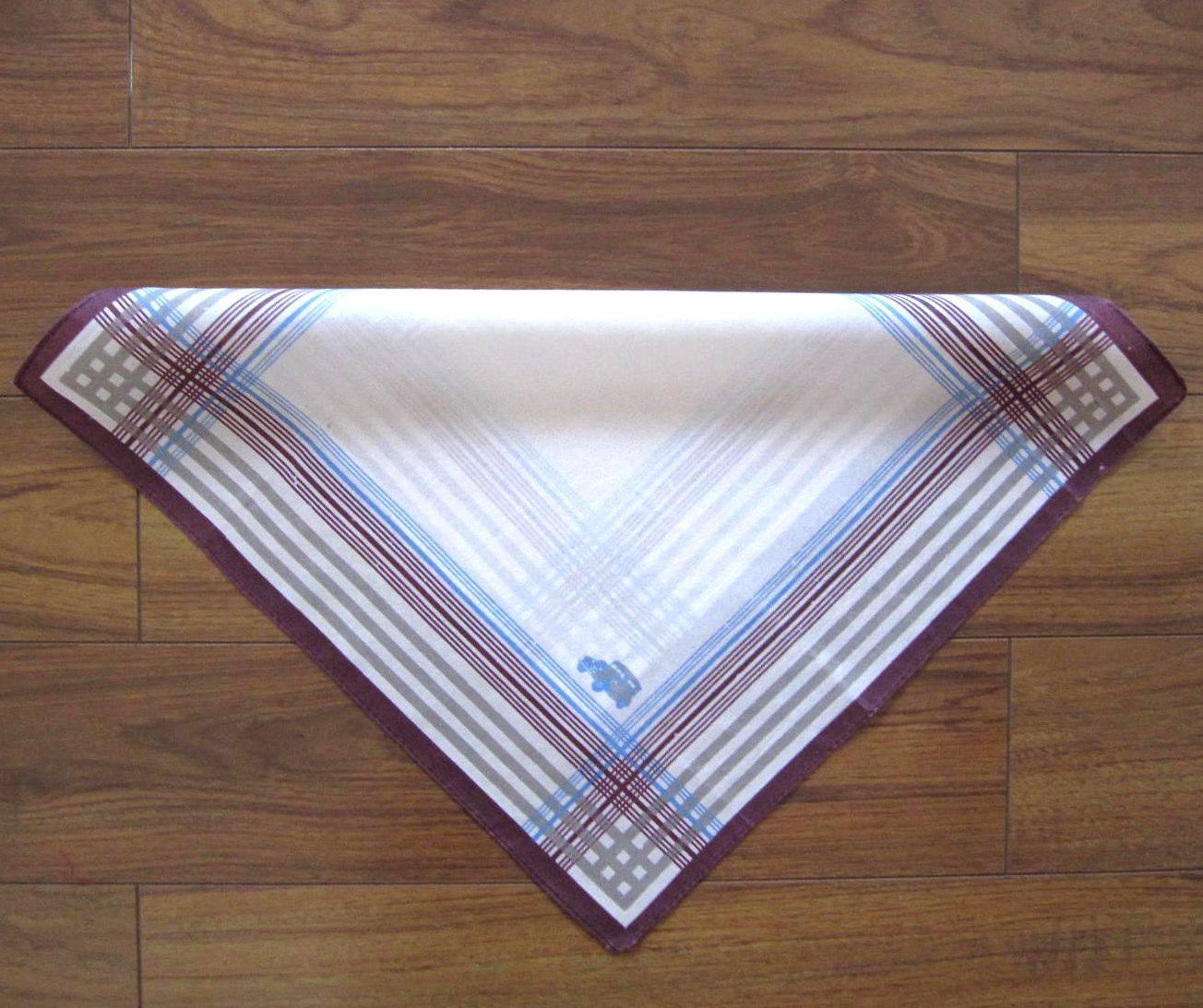 Fashion screen printing bandana