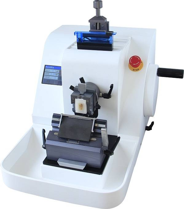 BZ-630A High Precision,Wide Thickness, Semi Auto Microtome
