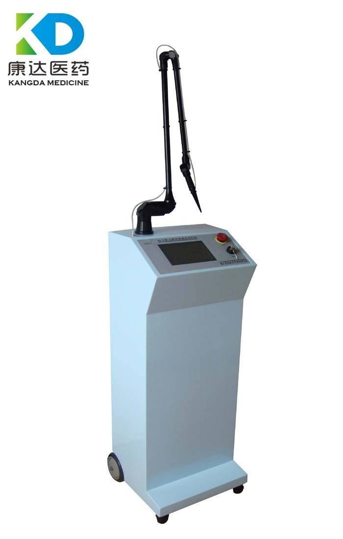 Ultrapulse fractional carbon,CO2 laser pigmentation removal & general surgicial machine