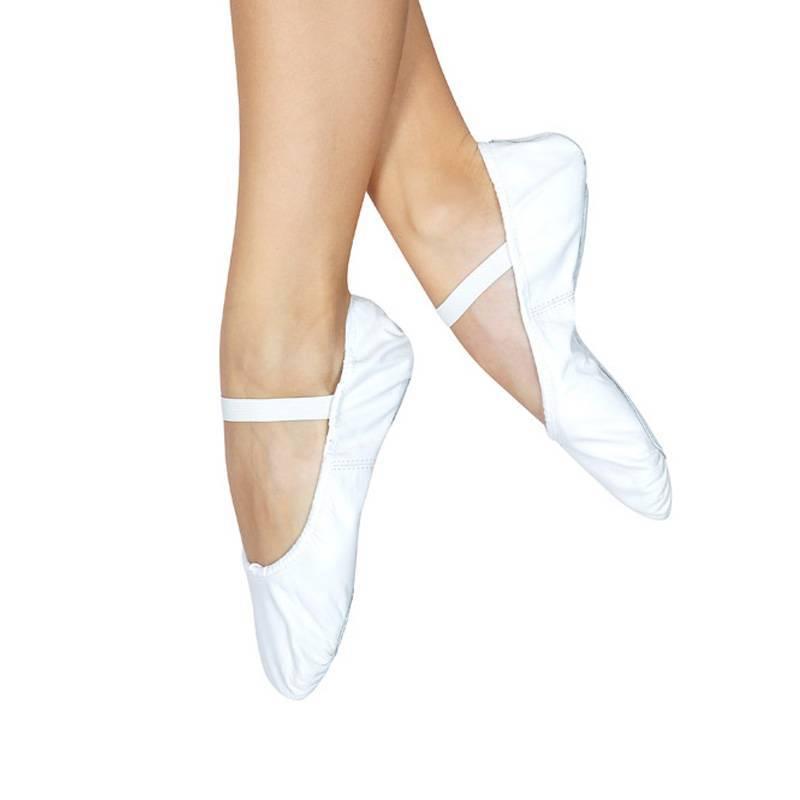 ballet shoes / ballet slippers / dance shoes