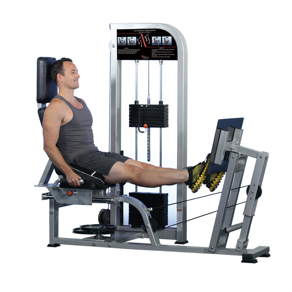 Leg Press/Calf Raise Free Weight Equipment Commercial Gym Equipment Fitness