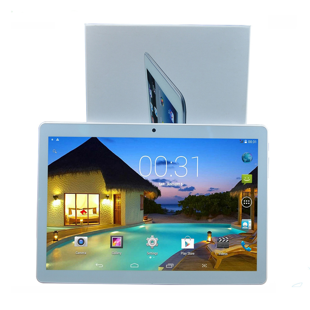 Best selling 10 inch tablet with 1G RAM 16G ROM Dual Sim Card Slot phone pad