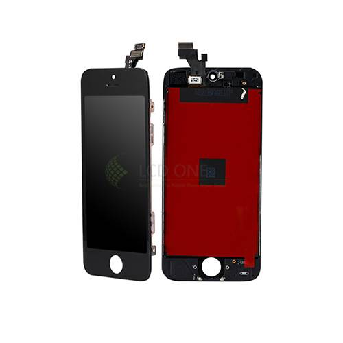 For Apple iPhone 5 LCD Screen Replacement And Digitizer Assembly with Frame - OEM Original Quality G
