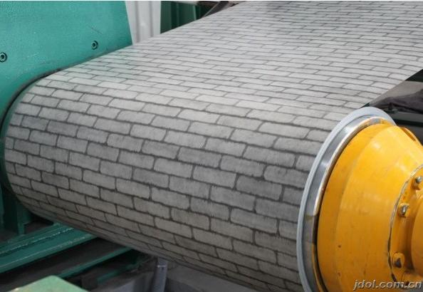 AZ80 wall color PPGI/prepainted galvanized steel coil