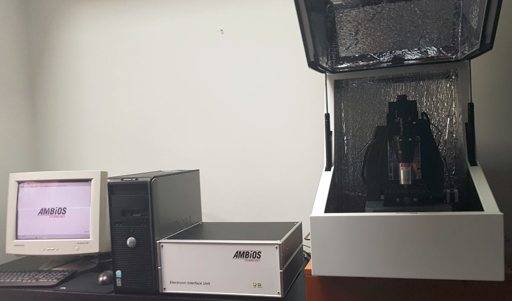 Ambios/Quesant Q-Scope 350 Atomic Force Microscope (AFM)