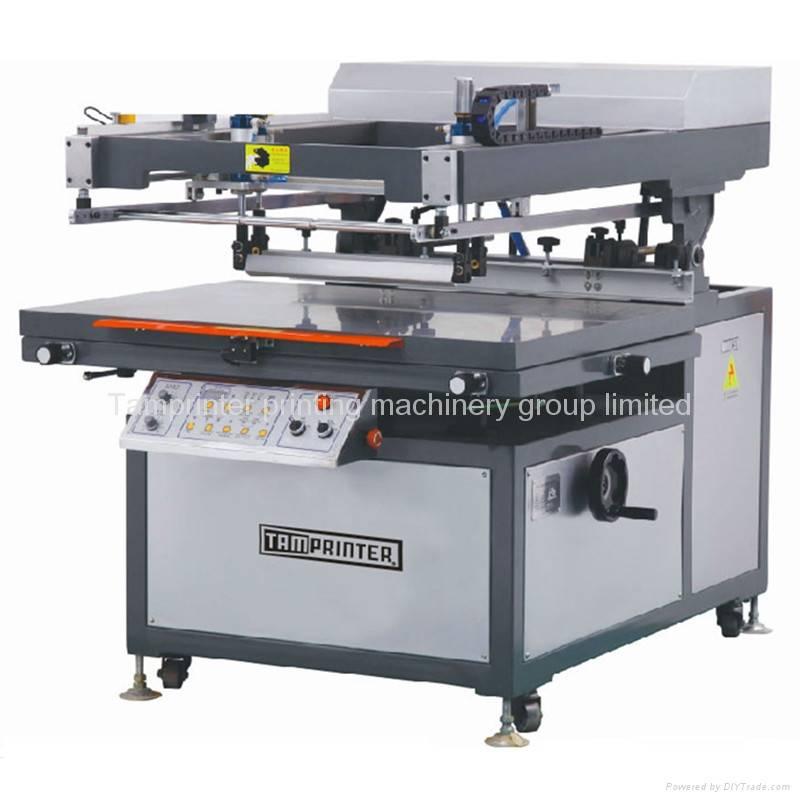 TMP-90120-B Oblique arm CE screen printer