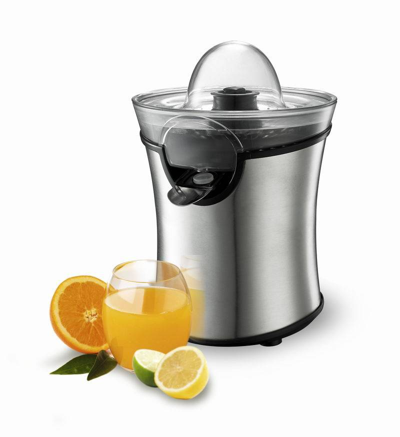 JC202 Compact Stainless Steel Citrus Press Lemon Squeezer