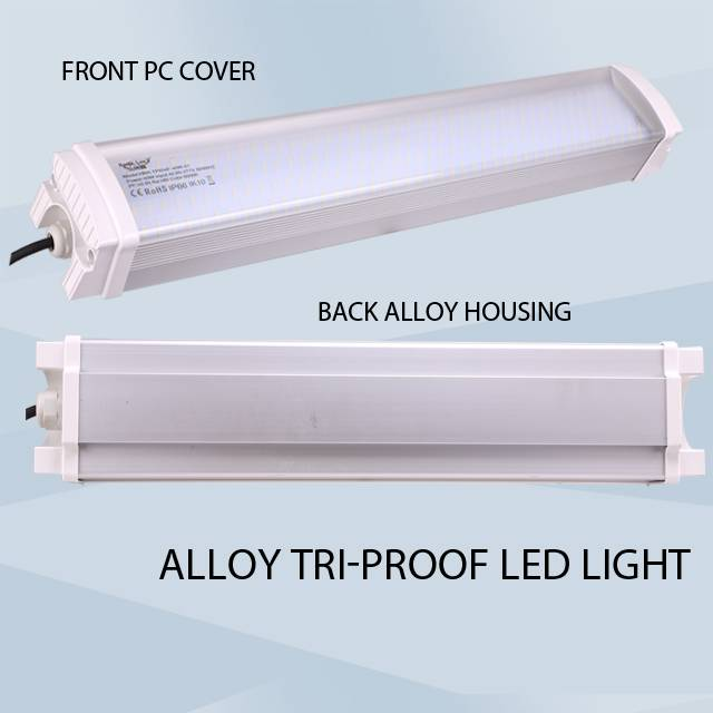 Favorites Compare New Design Aluminum Housing Tri-proof/triproof/waterproof Led 80W 100W