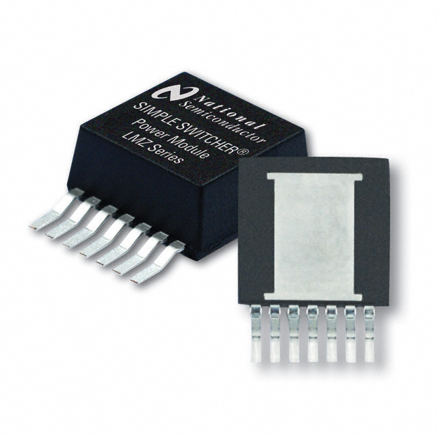 Kynix Semiconductors>Power Management ICs >Switching Voltage Regulators >TI LMZ10503TZX-ADJ/NOPB