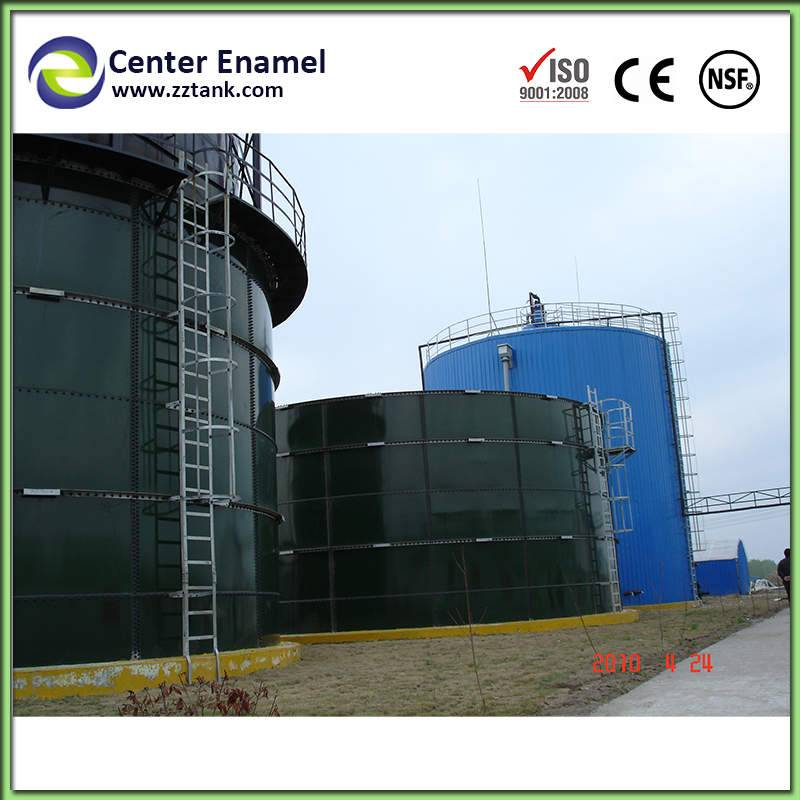GFS/GLS Bolted Steel Water Storage Tank