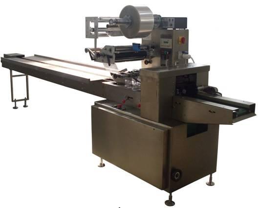 3-side packaging machine