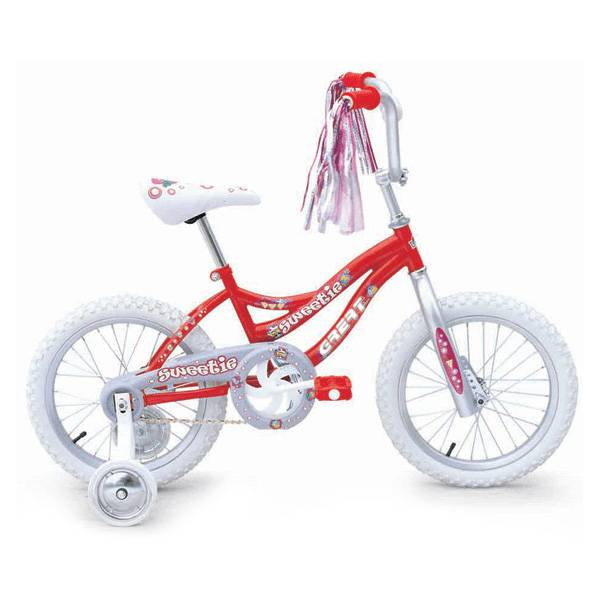 "GT-B16003 16"" Kids Bicycle with colorful Ribbon"
