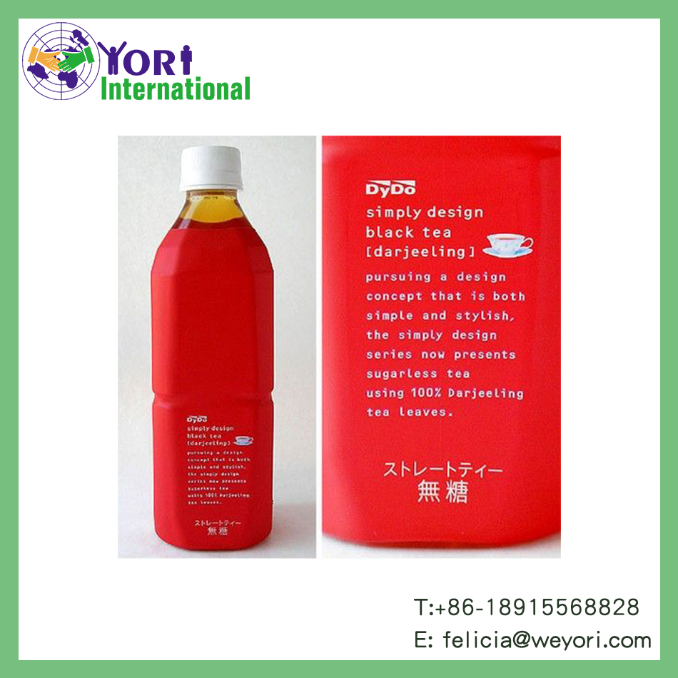 Yori high quality heat sensitive shrink wrap shrink label