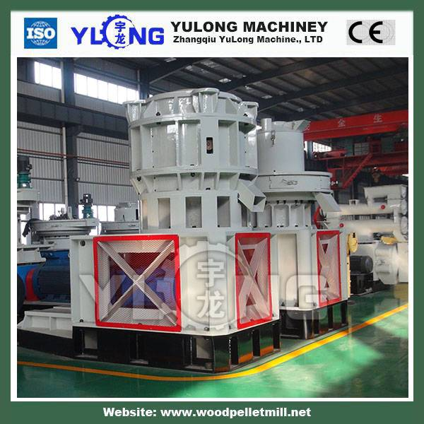 SKJ300 Wood/Sawdust pellet making machine line