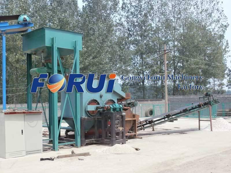 barite ore processing plant-barite upgrading machine