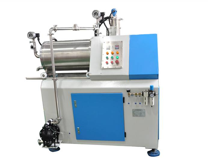 LCT High efficiency bead mills for chemical industry