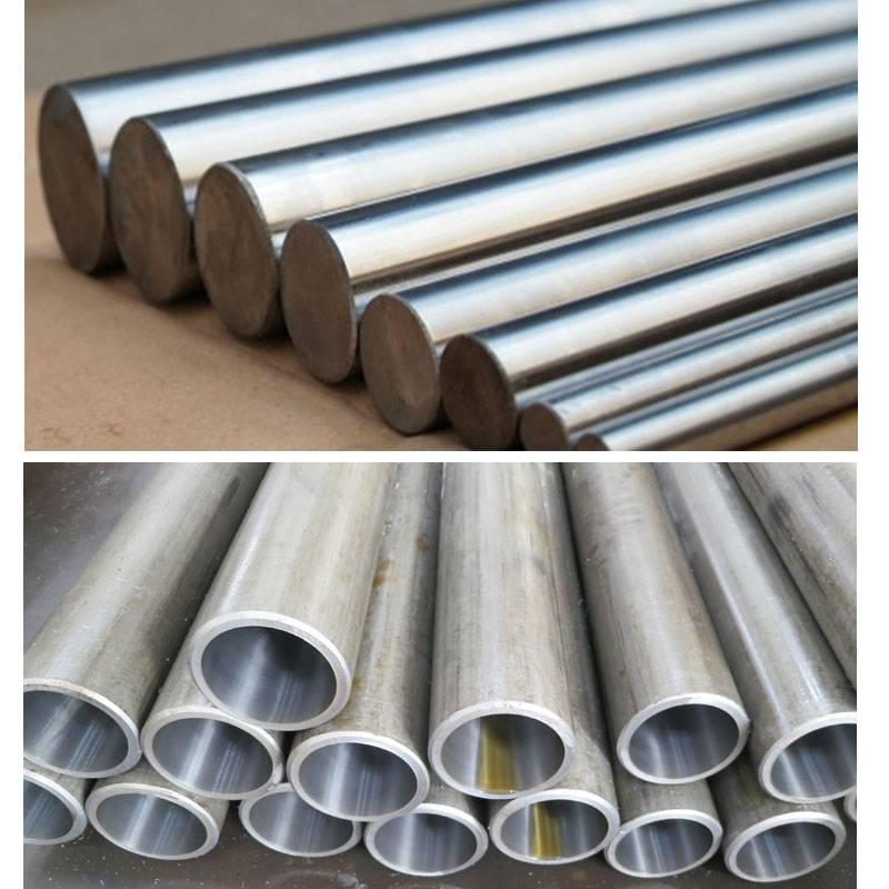 hydraulic cylinder honed tube and chrome rod
