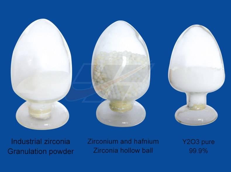 Zirconia ceramic powder