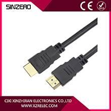 black hdmi 2.0 cable/hdmi cable gold/hdmi hdmi 9pin cable
