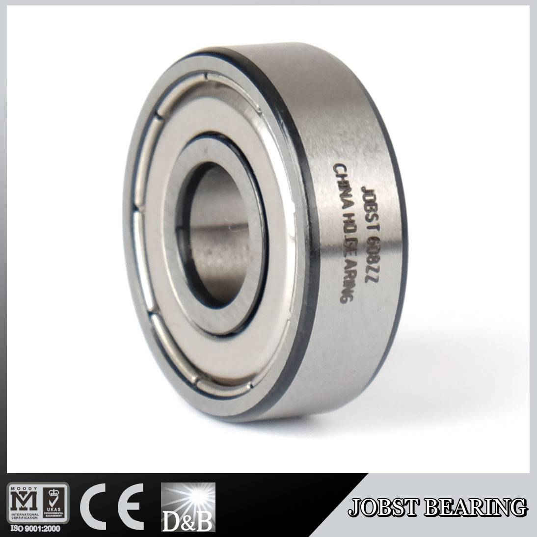 608ZZ DEEP GROOVE BALL BEARING