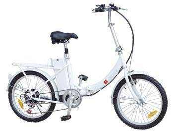 mini electric city bicycle