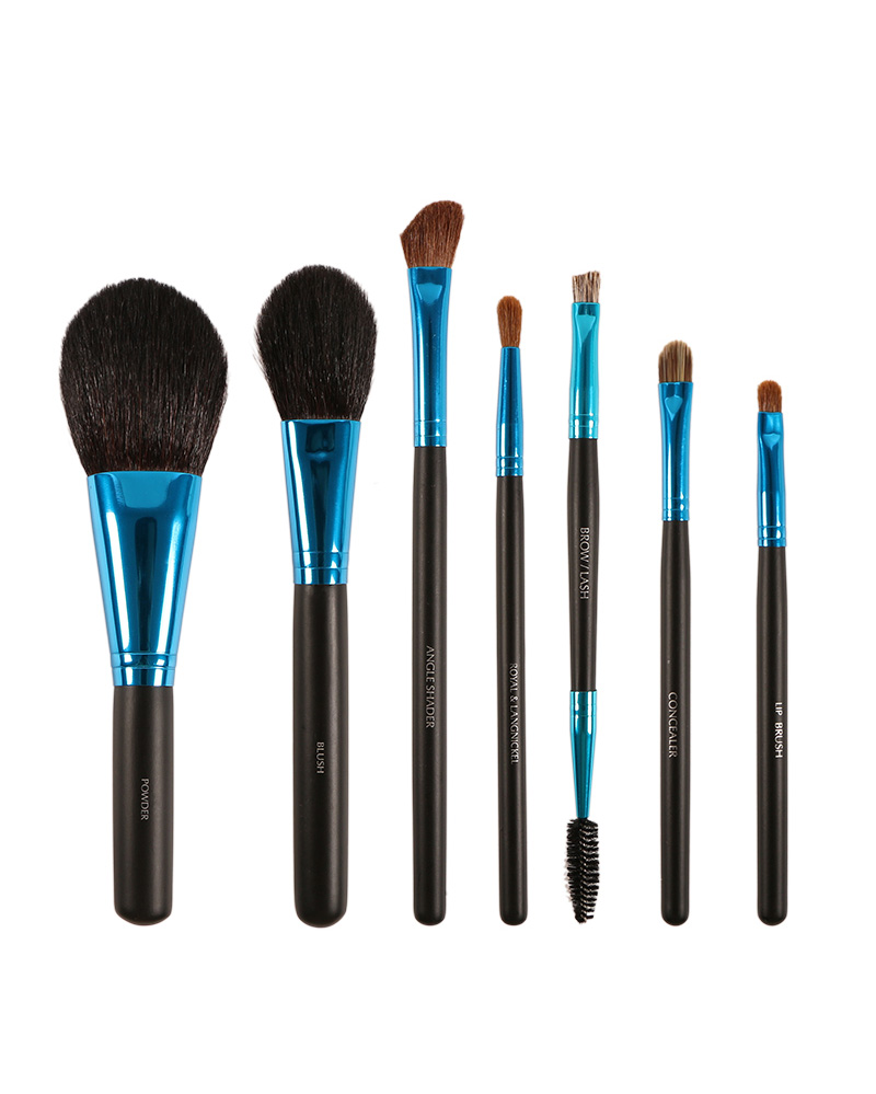 Essential Brush Set Essential Brush Set for Sale Foundation Buff Brush, China Concealer brush, Eye