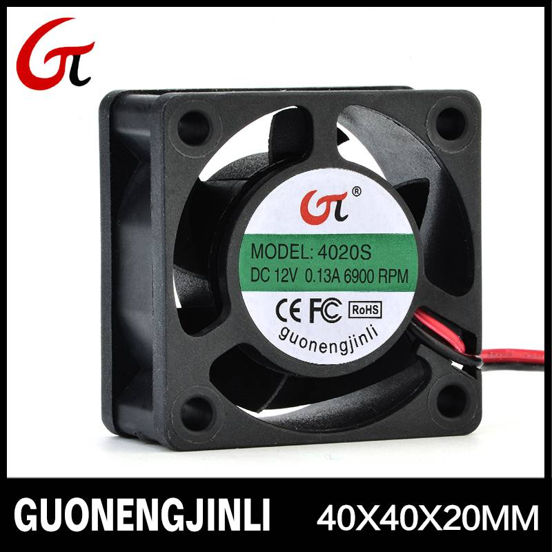 Manufacture selling 12V 4020 cooling fan with long life