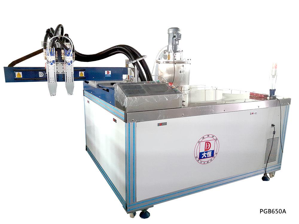 polyurethane glue dispensing machine