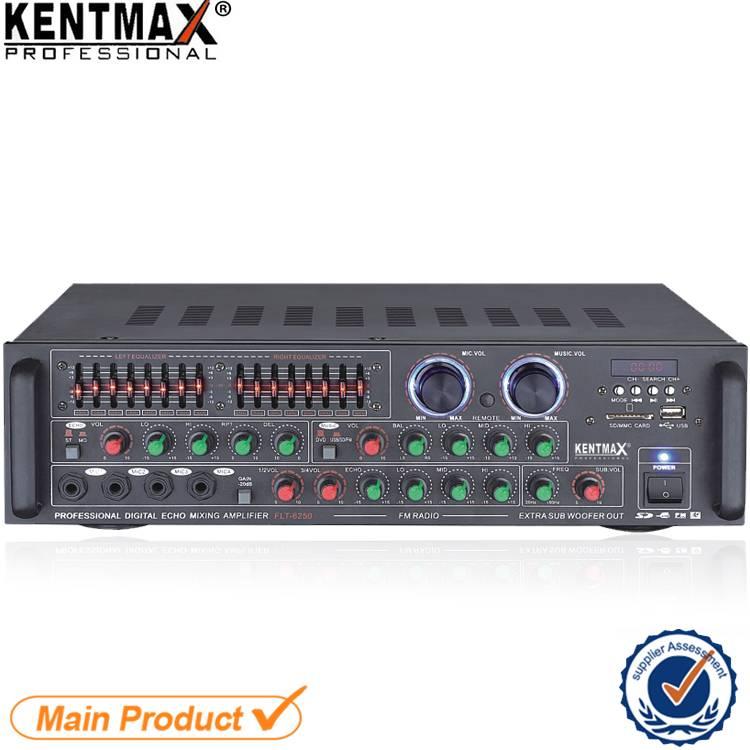 30 Watts 2 Channels 4 Ohms Home Audio FM Radio Amplifier