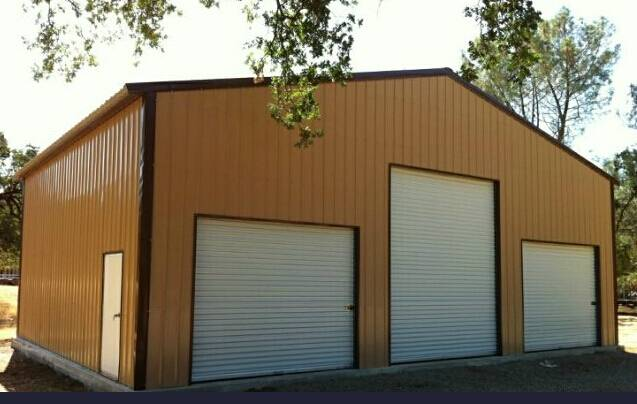 Metal Steel Structure Storage Warehouse