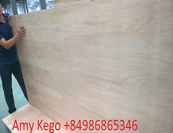 Flooring Plywood 8mm Phenol Glue for Export