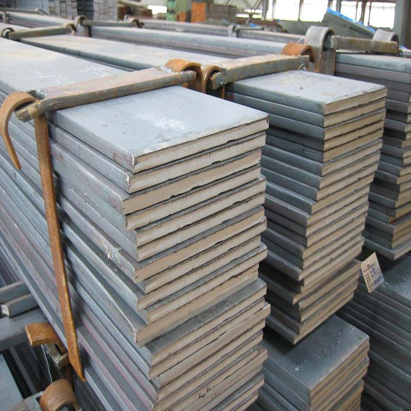 flat steel bars Q235 and Q195 grade from China steel flat bars
