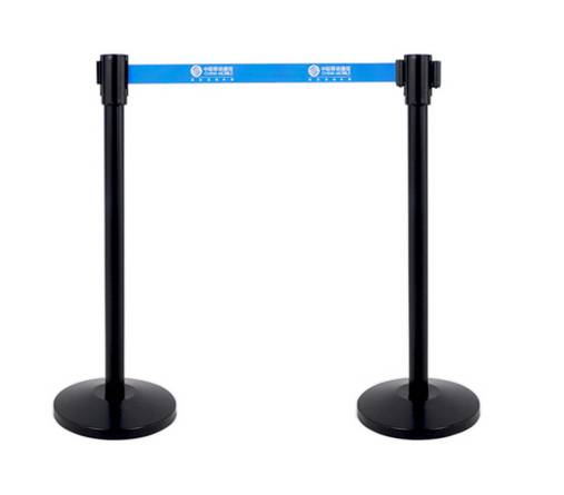 crowd control belt stand