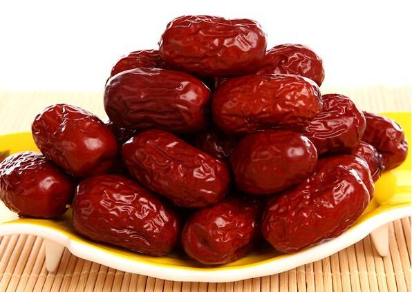 dried pitted dattes(jujube)