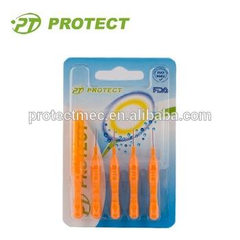 interdental brush protect orthodontics