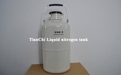 TIANCHI 3L liquid nitrogen tank in Malta