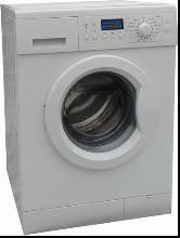 9kg LED front loading washing machine