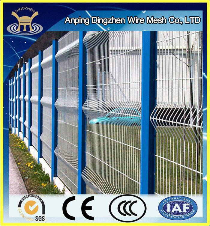 Used Metal Fence Panels For Sale / Cheap Metal Fence Panels Supplier