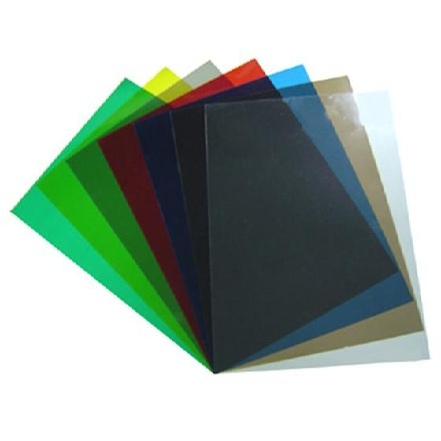 High Impact PVC RIGID SHEET Advertising materials colorful flexible plastic sheet plastic card
