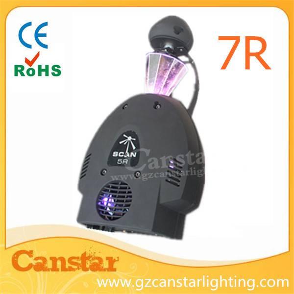 led stage light 5r roller scanner beam light 200w
