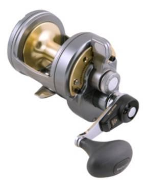 Shimano Tyrnos 2 Speed Fishing Reel
