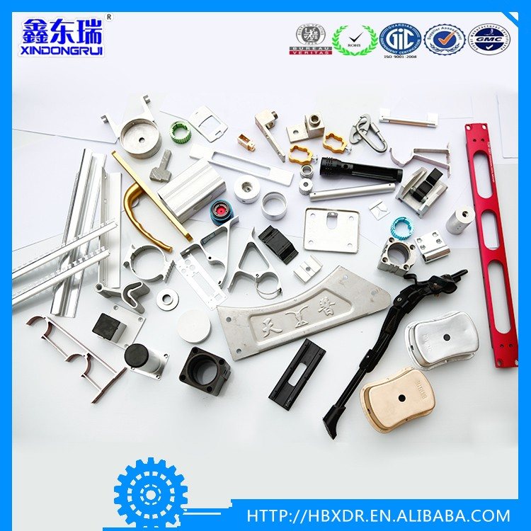 Quality products cnc machined aluminum parts made in china