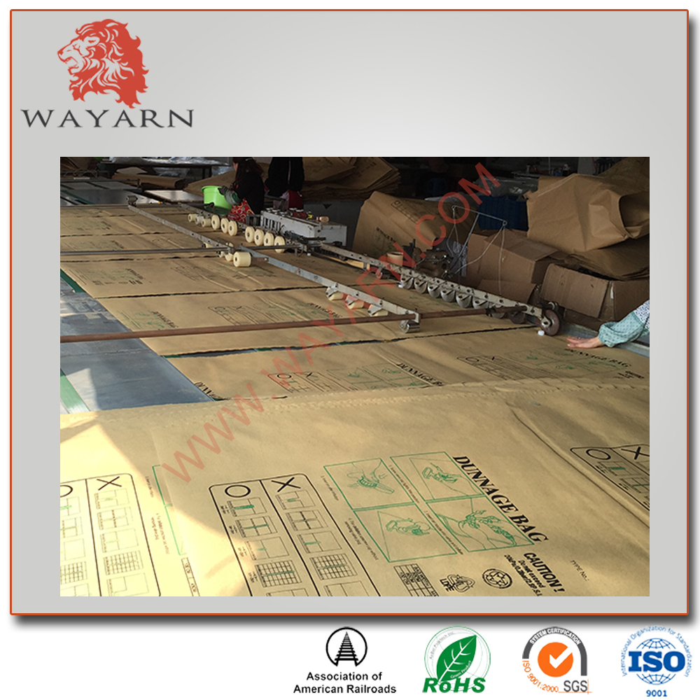 Industrial sack sewing machine for filter bag PP woven weaving machine