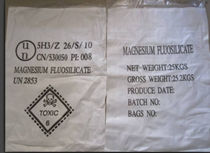Magnesium silicofluoride