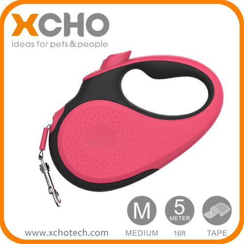 China Hot Sale Retractable Dog Leash/Lead
