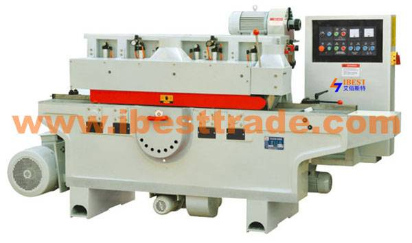 MJ162 Multi-blade Round Sawing Machine