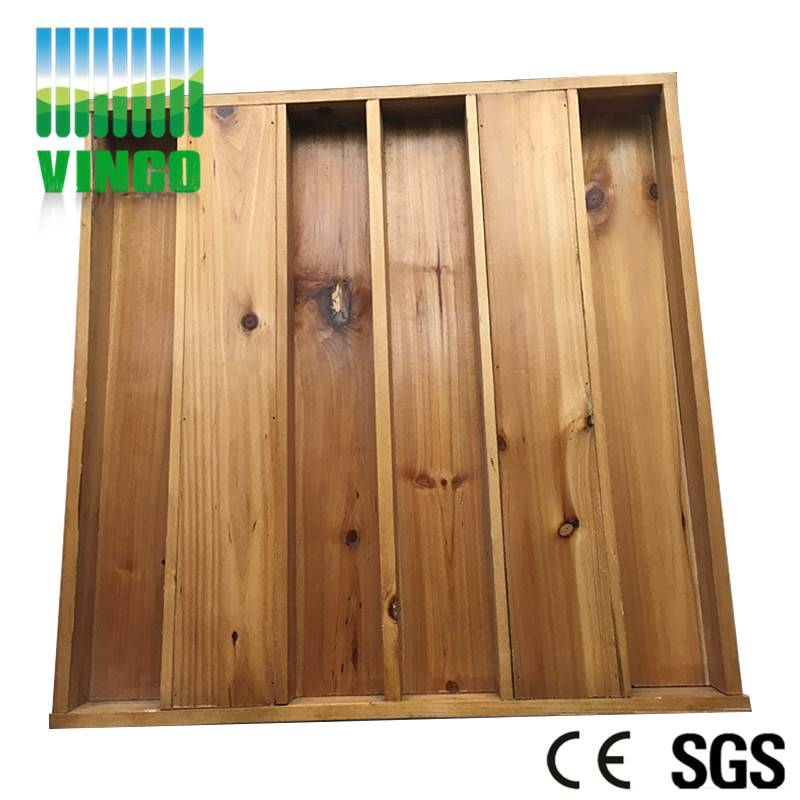 3D MDF WOODEN Diffuser Acoustic Panels Acoustic Panel Type